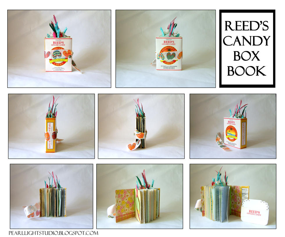Reed's Candy Box Book by Pearllight180