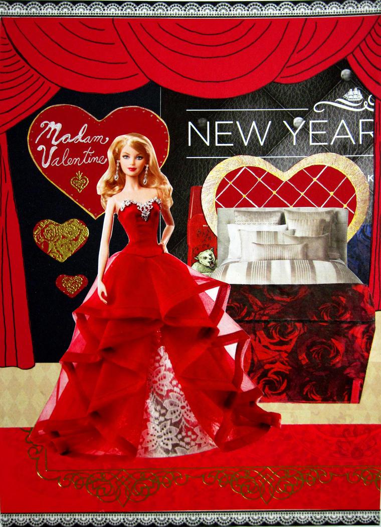 madam valentine barbie by pearllight180