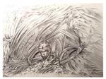 Talweg Arcippe - La Horde du Contrevent - Fan Art by twidoolwest