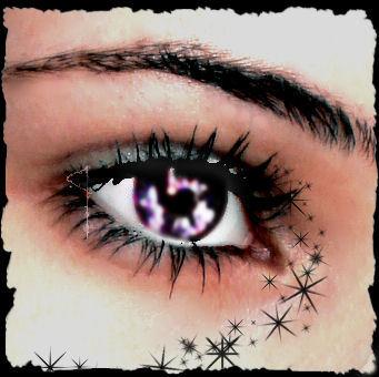 magical eye by shesaishi