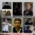 the League of Extraordinary Gentlemen Fan film by TerrySilverOIl