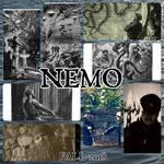 Captain Nemo mini-series. Poster A by TerrySilverOIl