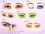 Eyes and Emotion: Reference