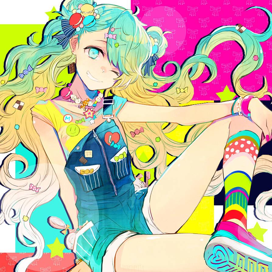 ShinkuNekita - Vocaloid dakimura