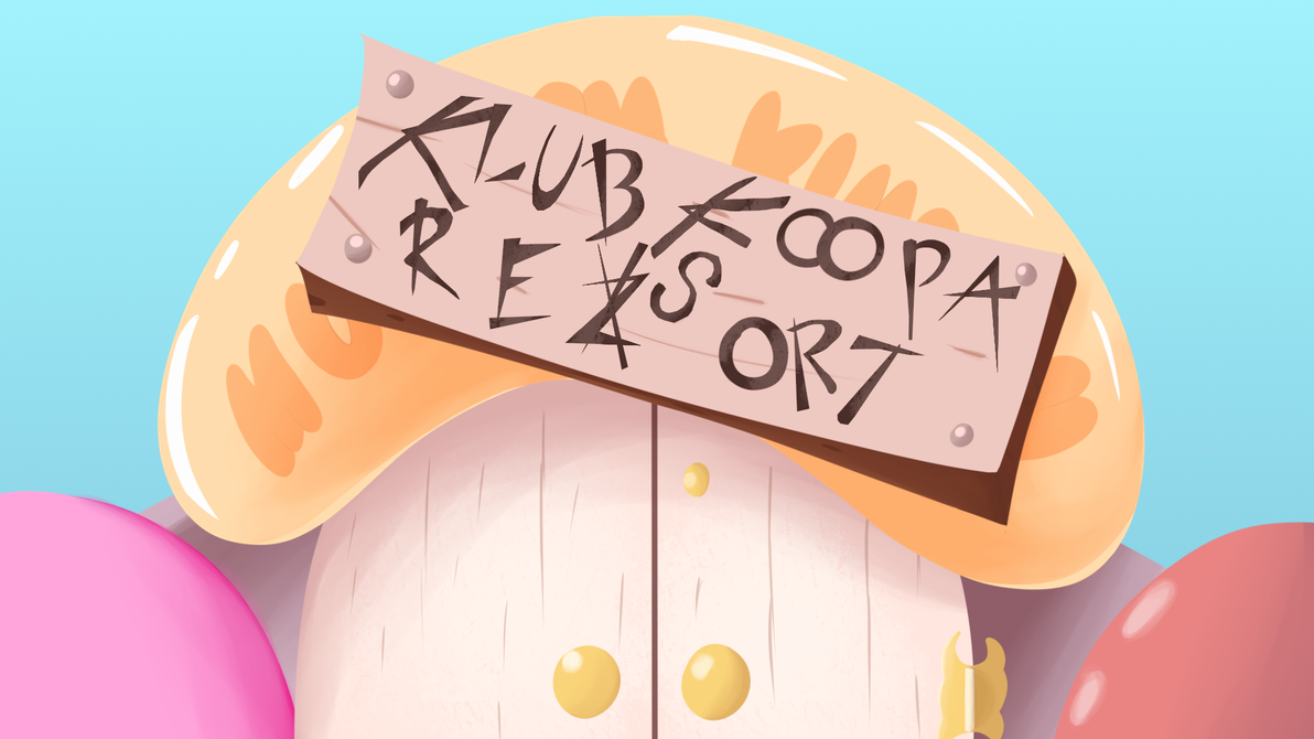Welcome to Klub Koopa Resort by 3DylanStar