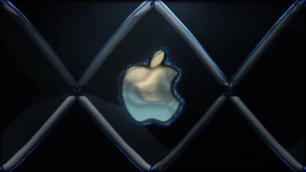 Apple Blue Style by matisse2018