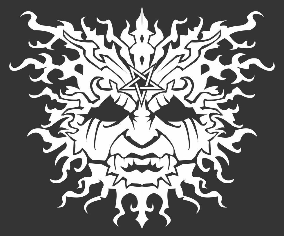Darkness by SatanaelArt