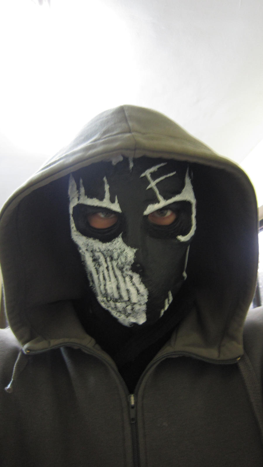 Army Of Two Mask by Psychopat6666 on DeviantArt