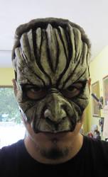 Elf mask by SatanaelArt