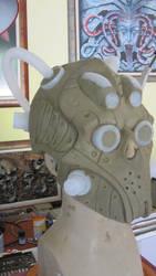 Skull Helmet V2 by SatanaelArt