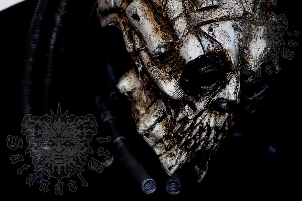 Skull Helmet by Psychopat6666