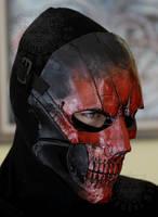Red Skull by SatanaelArt