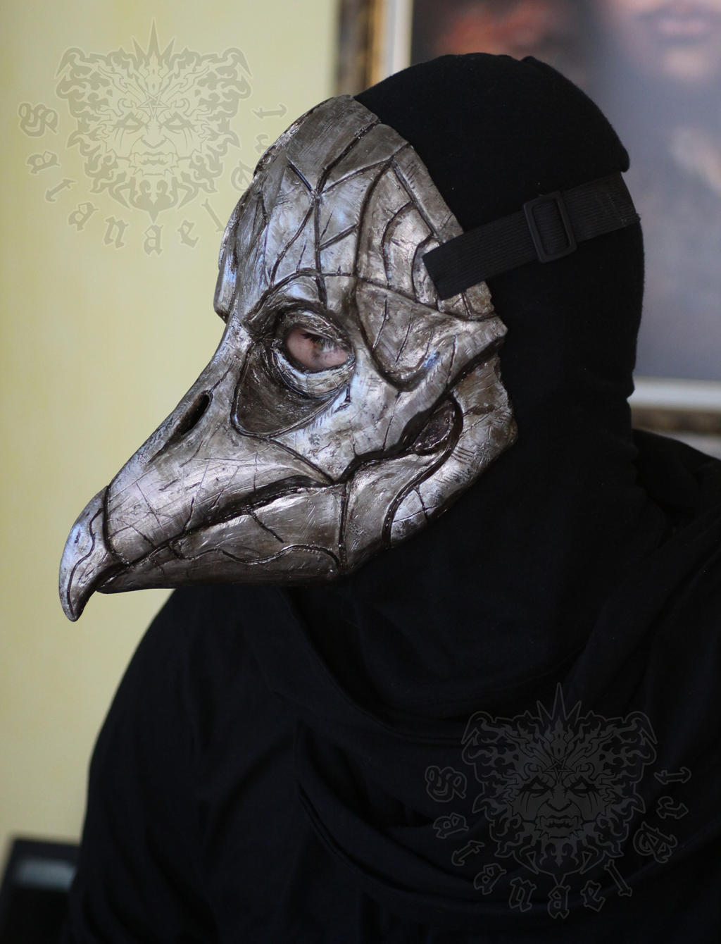 Plague Doctor by Psychopat6666