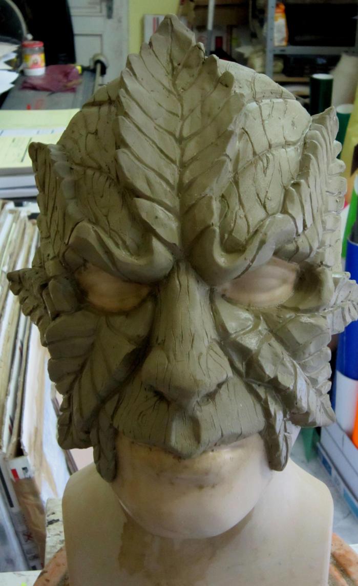 Elf mask by Psychopat6666
