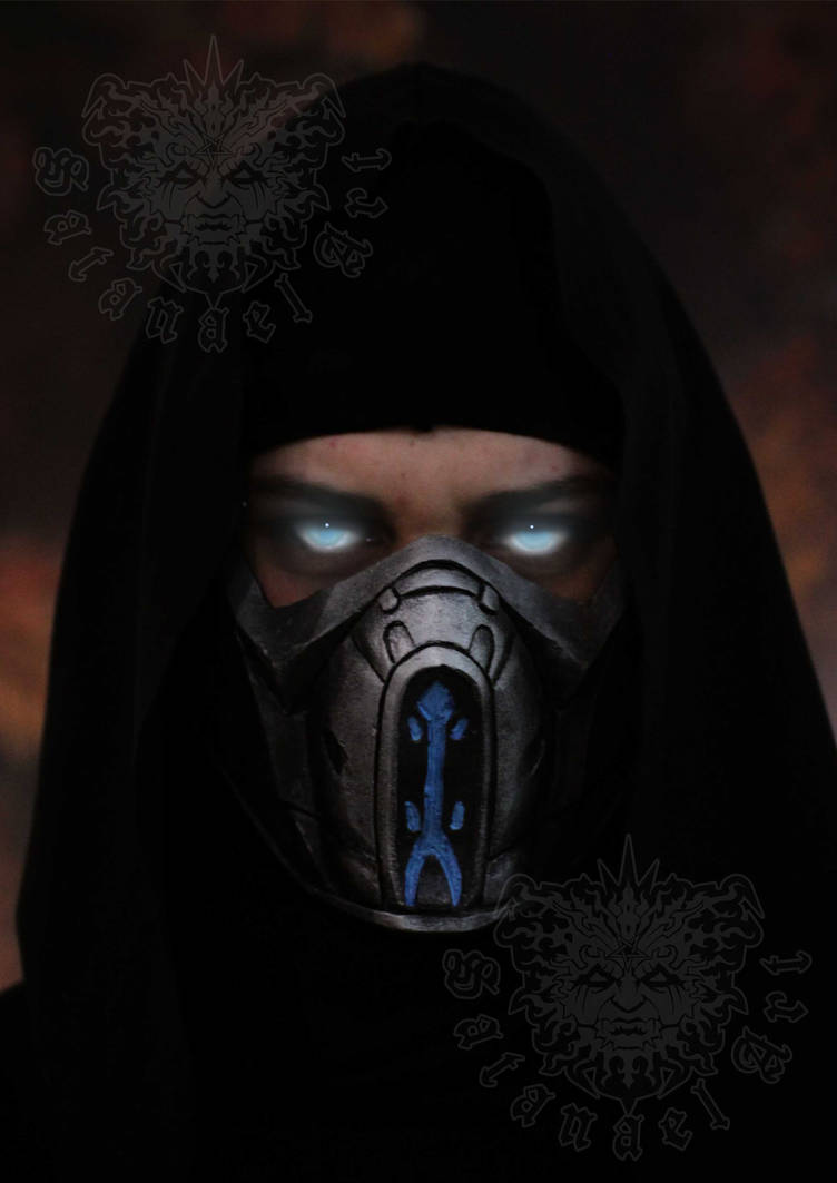 Mortal Kombat X Sub Zero by SatanaelArt on DeviantArt
