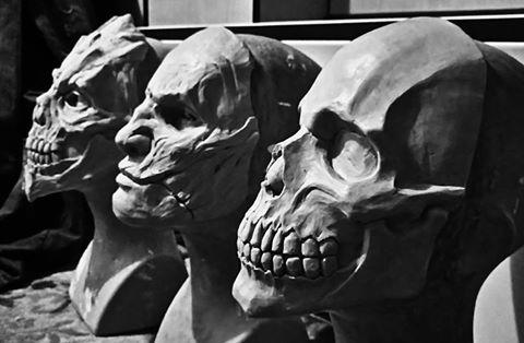 Masks by SatanaelArt