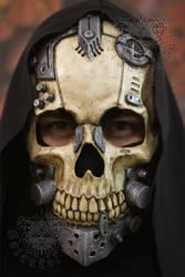 Cyber Skull by SatanaelArt