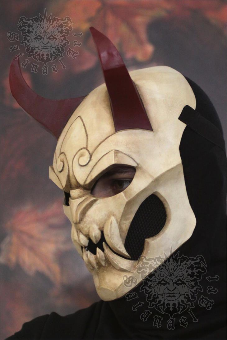 League of Legends: Blood moon Shen by SatanaelArt