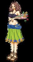 +Buffalo Jump+ Character - Kaorin by Opirou