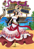 Kuja Wedding by Opirou