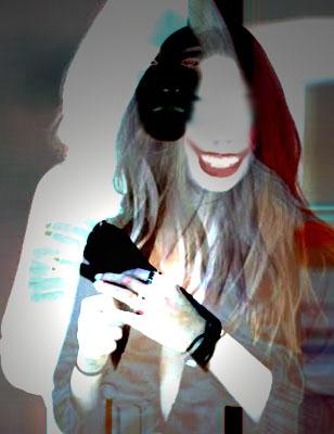 Doppelganger Smile by TaylorOMFG