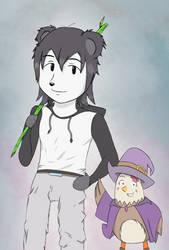 Pandsu and Bra