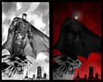 Batman Pin-Up Colors