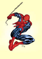 Spider-Man Colors! by jakekless