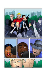 Made in America Page One by jakekless
