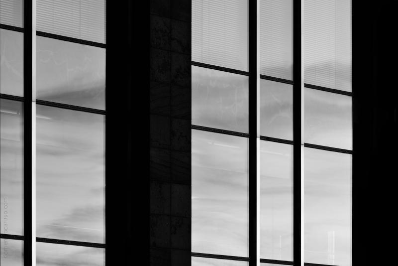 Stripes on Glass by domenico-caruso