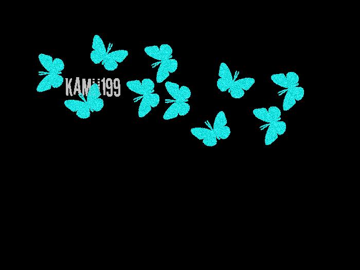 Mariposas De color Png! by Kamii199