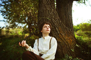 Frodo Baggins by NellMcGooffin