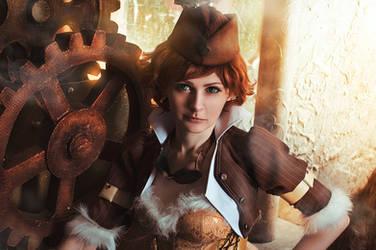 Squirrel Girl steampunk ver
