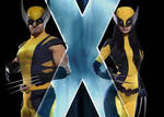 all new wolverine by BelkerCRFT