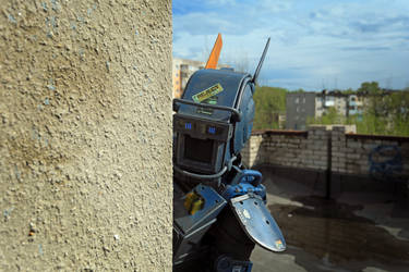 Chappie by NellMcGooffin
