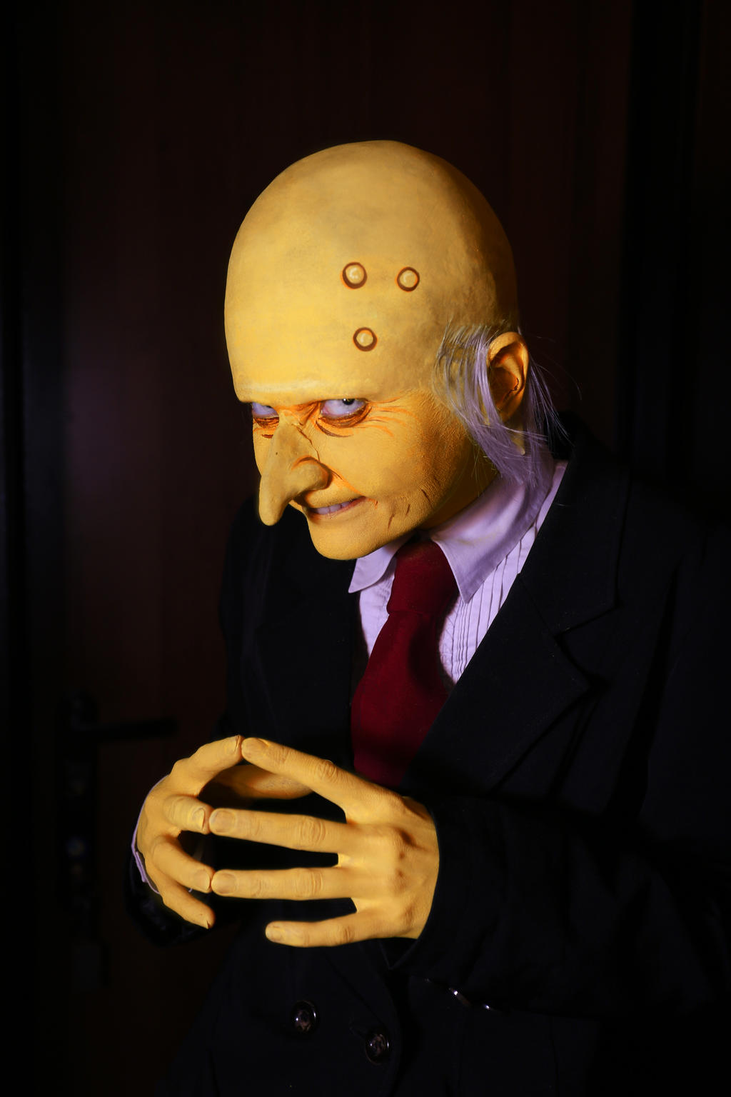 Mr. Burns - The Simpsons