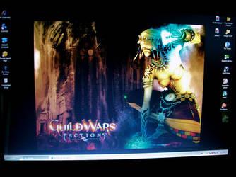Guild Wars Desktop by Scooz87