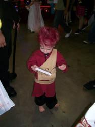 Otakon '08: Baby Gaara