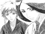 B.I.S: Unohana and Isane by Scooz87