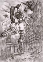 Apocalypse by LordMiste