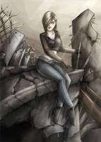 Zuzana Colored by LordMiste