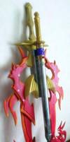 Noel Kreiss' sword (finished) by ToshiyuKii