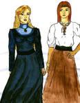 Elayne and Aviendha