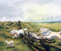 RoM: Zenith, Naichee, Isolfr by ttazo