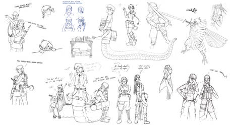 Sketch collection 7