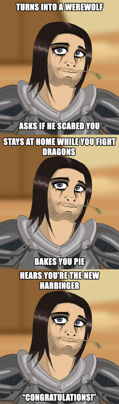 Good Guy Farkas by AirieFeristo