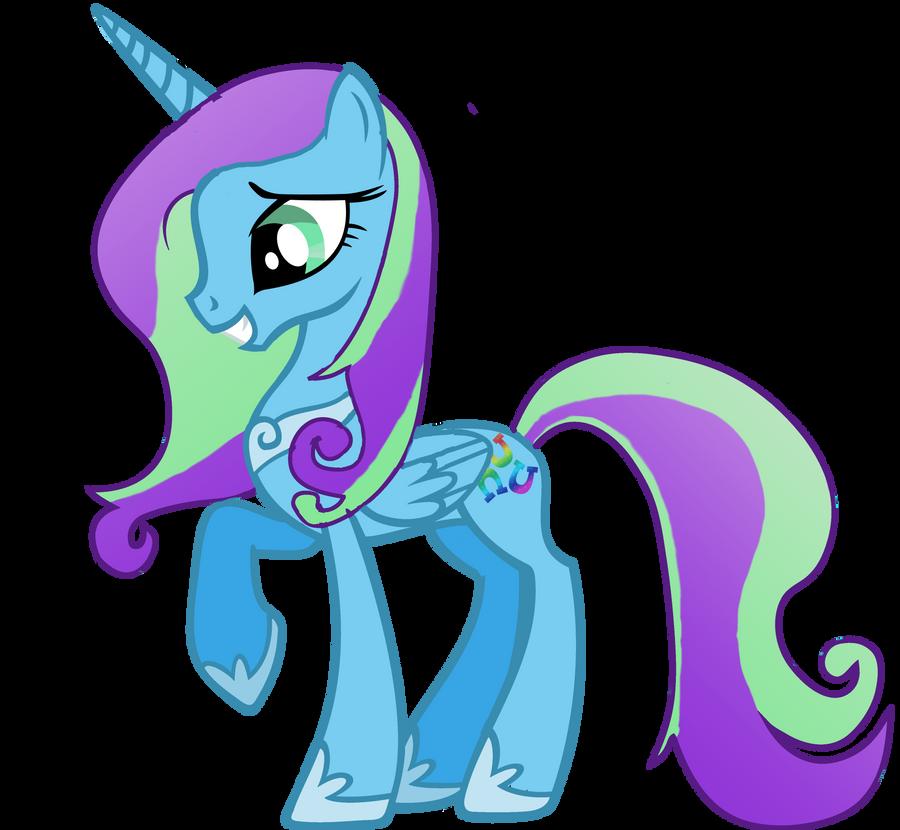 my little pony princess arraleigh by dixie diamond