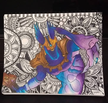 Nasus by PypArt