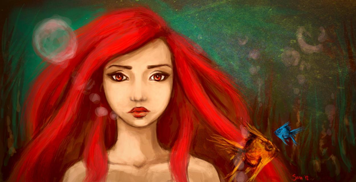 Red Beauty by Rheatheranger