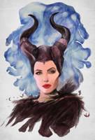 Maleficent by Rheatheranger